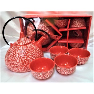 Japoński zestaw do herbaty...