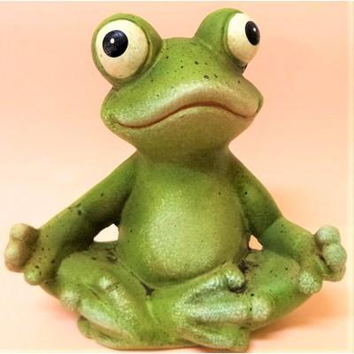 Żaba żabka figurka w...