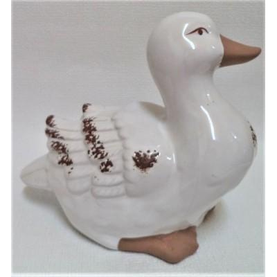 Kaczka porcelanowa-...
