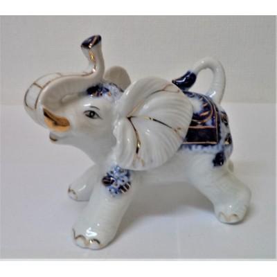 Porcelanowy słonik UB-53