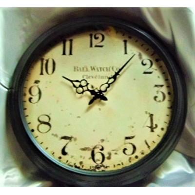 Metalowy Zegar Ścienny DA-109