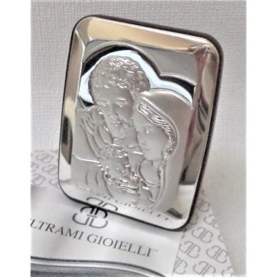 Obrazek srebrny włoskiej -...